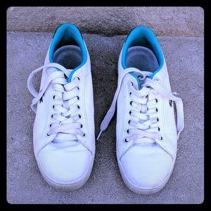 Lacoste sneaker White women's 8.5